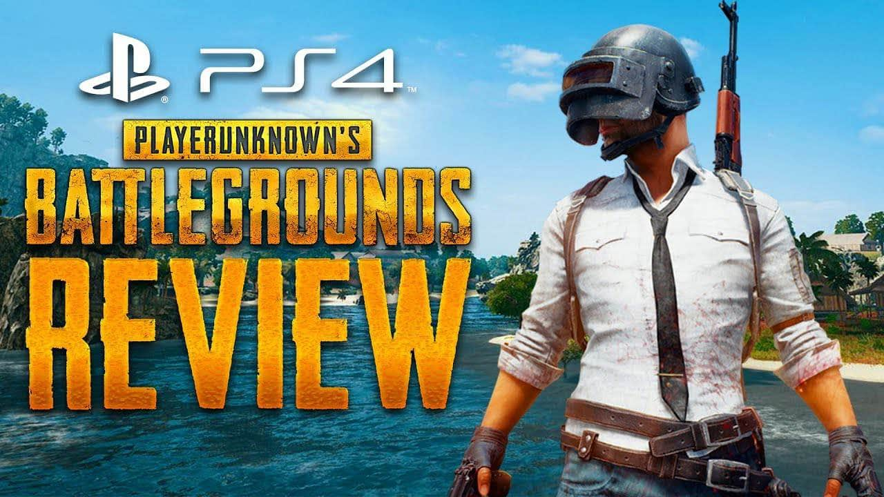 Pubg PS4 Game Review
