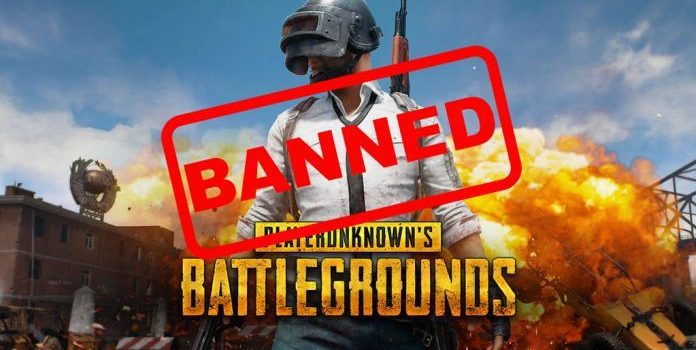 pubg account banned for 3650 days