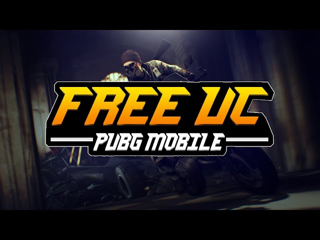Get PUBG UC For Free