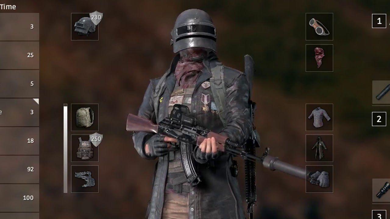 PUBG Level 3 Gears