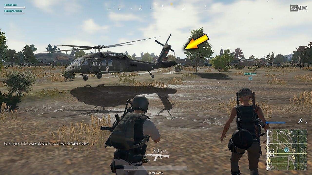 Pubg Helicopter Update 2020