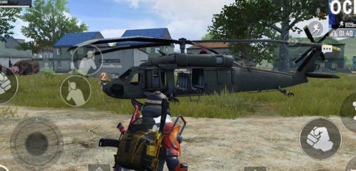 Pubg Helicopter Update
