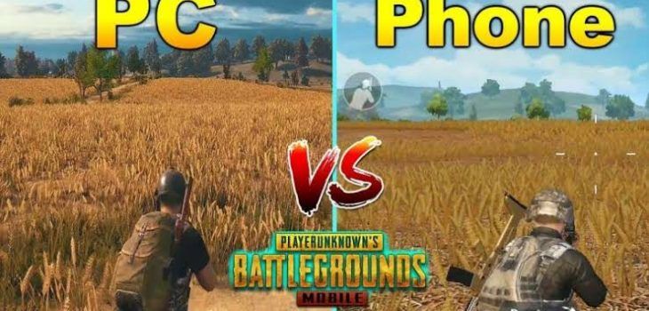 Pubg pc vs pubg mobile