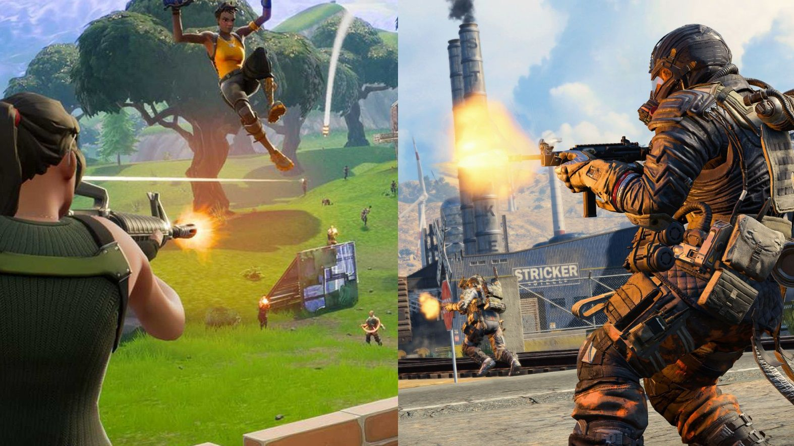 PUBG Vs Blackout Graphics