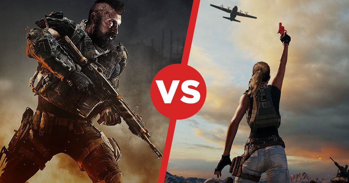 PUBG Vs Blackout Recommendation