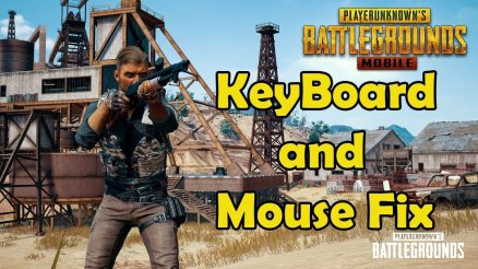 Tencent Gaming Buddy Mouse Problem