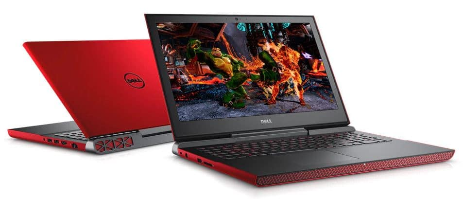 Dell Inspiron 15 7000 Series Gaming Edition 7567