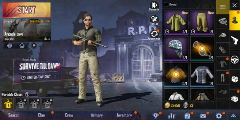 Relevance of PUBG Character ID
