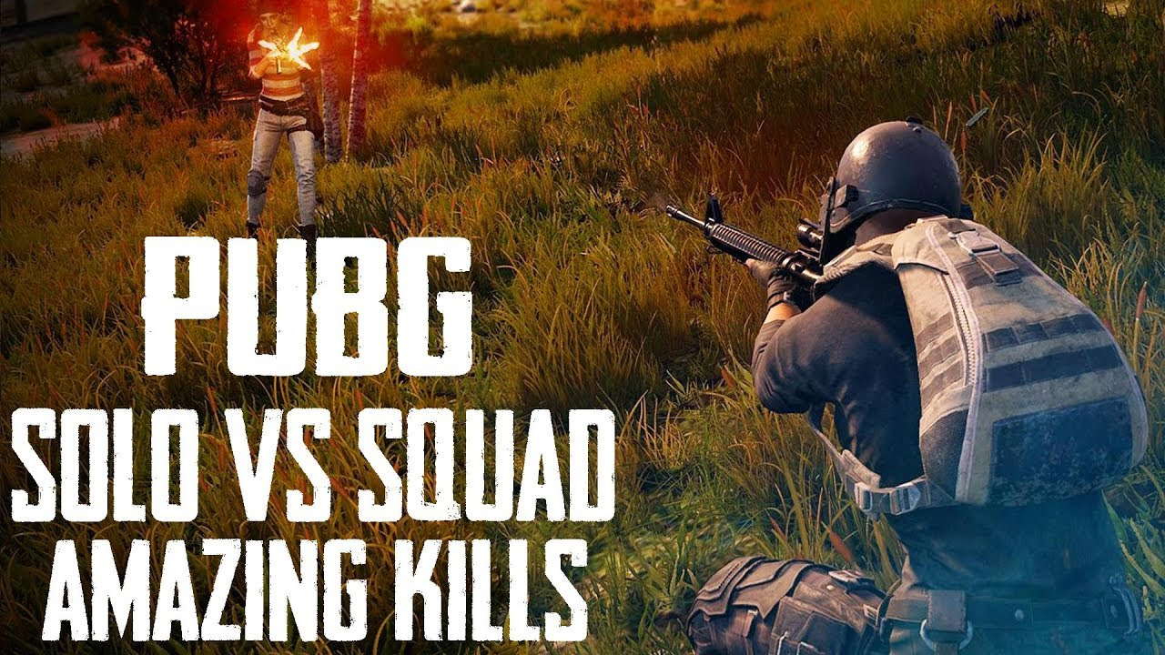 How To Play Solo Vs Duo In Pubg Mobile