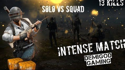How To Play Solo Vs Squad In Free Fire