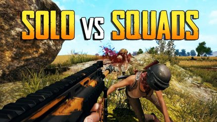 How To Play Solo Vs Squad In Pubg Mobile Lite