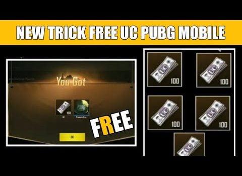 Earn Free PUBG UC