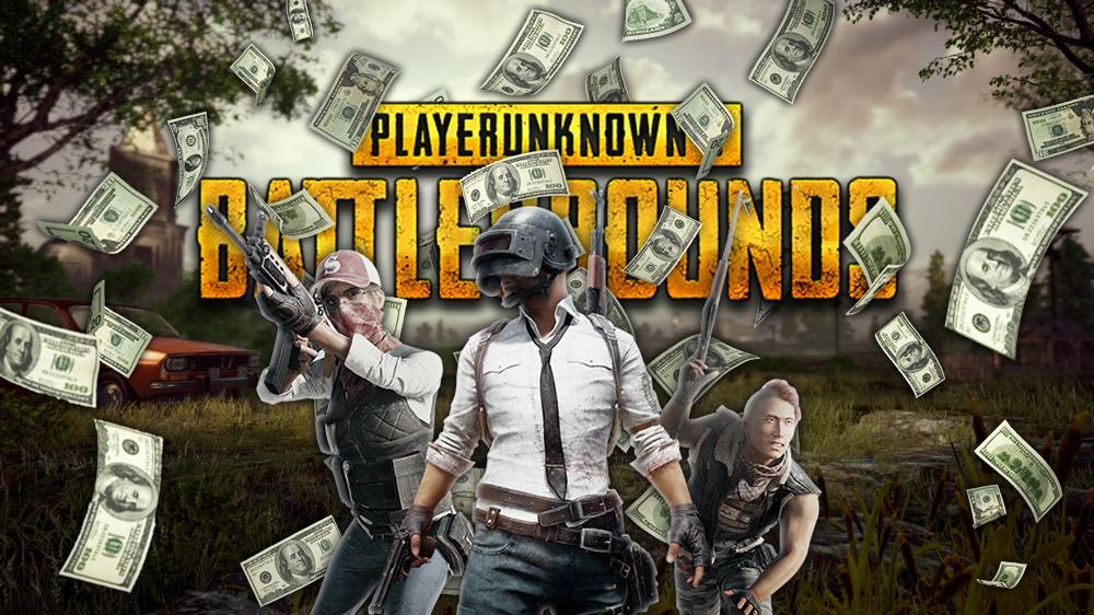Earn money using PUBG Tournaments
