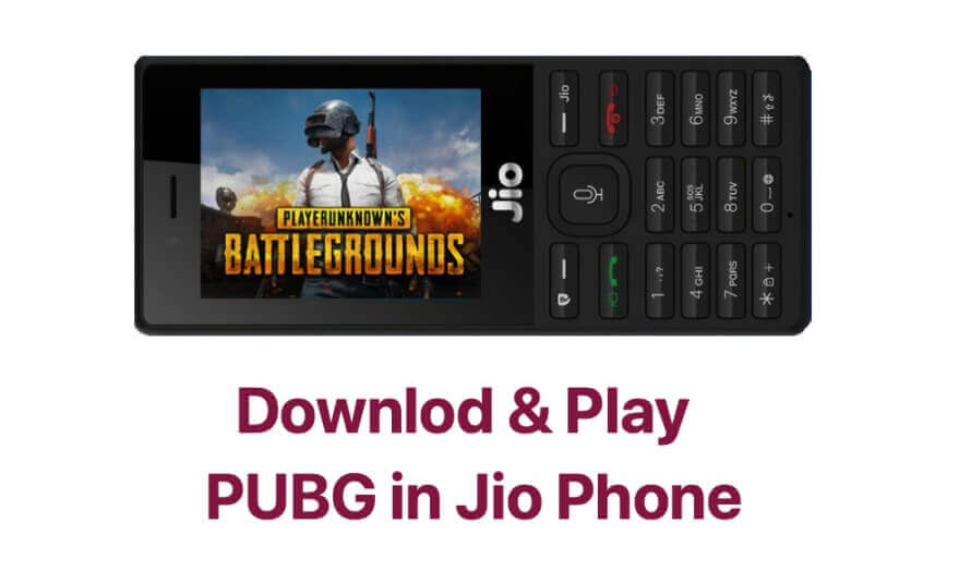 How To Play Pubg Mobile In Jio Phone