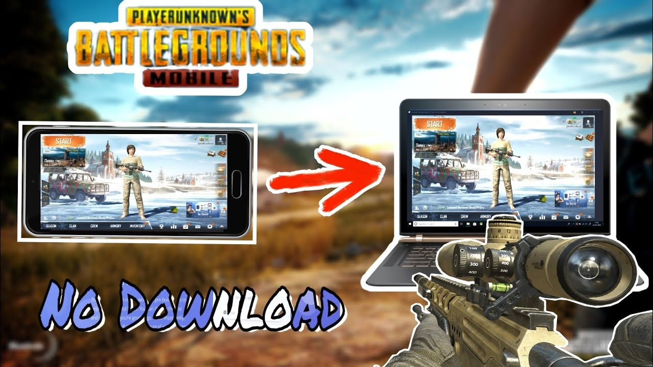 How To Transfer Pubg Mobile To Pc Bluestacks