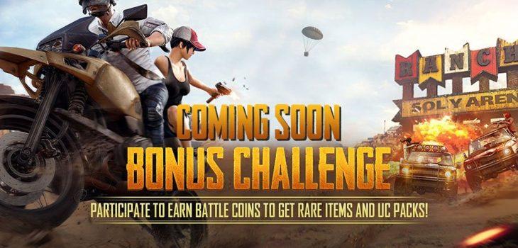 Indian Bonus Challenge PUBG