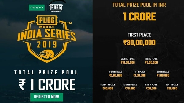 Play Pubg And Earn Money App