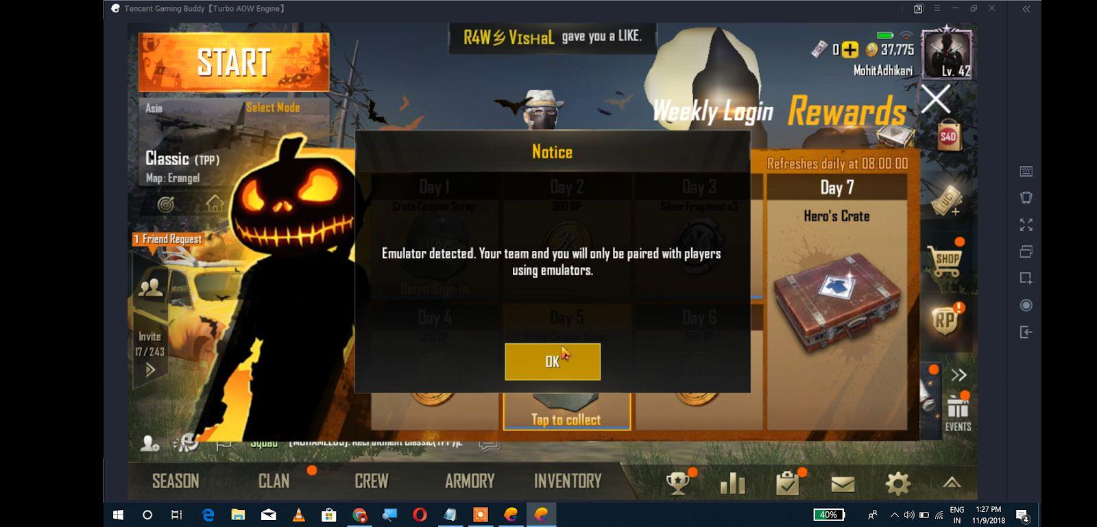 Pubg Emulator Update Problem