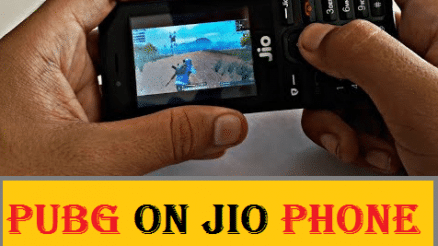 Pubg Mobile Jio Phone APK
