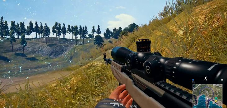 15x Scope In Pubg Mobile
