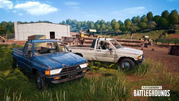 Pubg Rony Truck Already Available