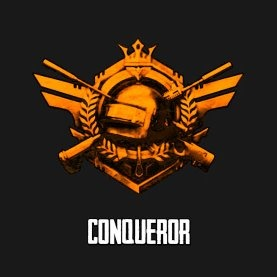 become Conqueror in PUBG Mobile