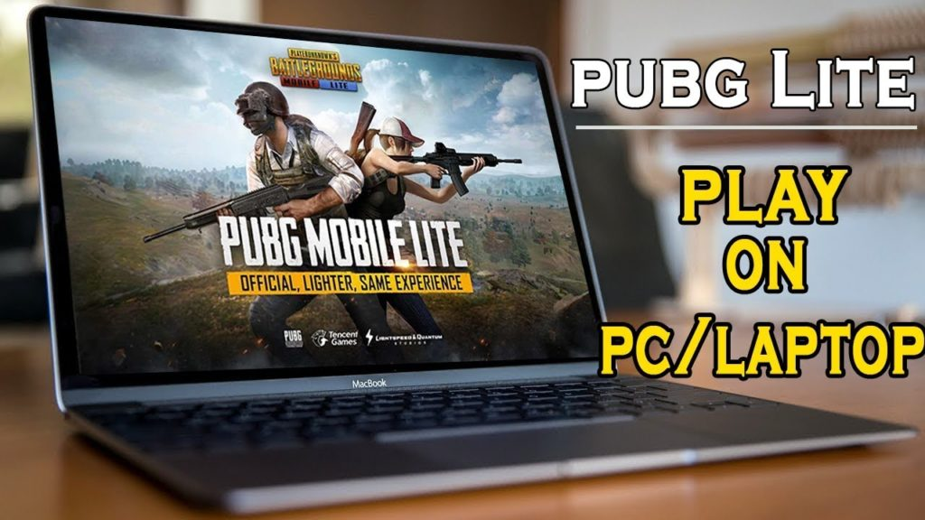 Play PUBG PC