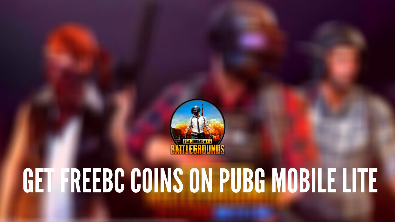 BC Coins on PUBG Mobile