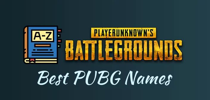 CLAN NAMES FOR PUBG