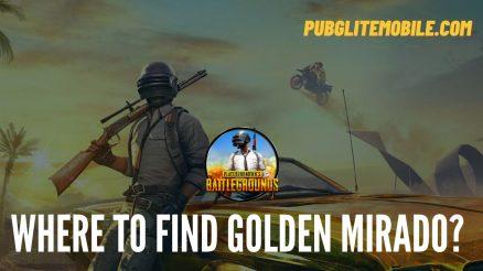 Find Golden Mirado
