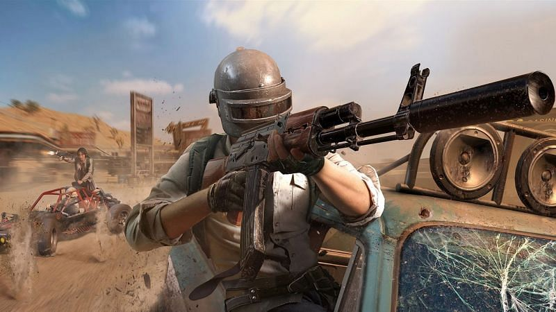 Pacifist Title in PUBG