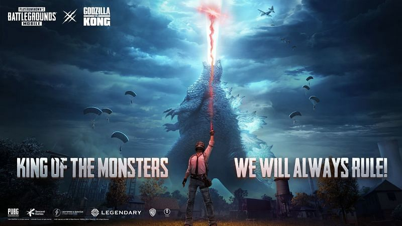 Pubg Godzilla Vs Kong Download