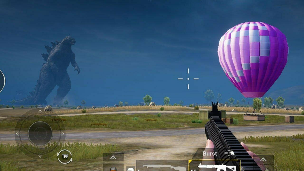Pubg Godzilla Vs Kong How to play