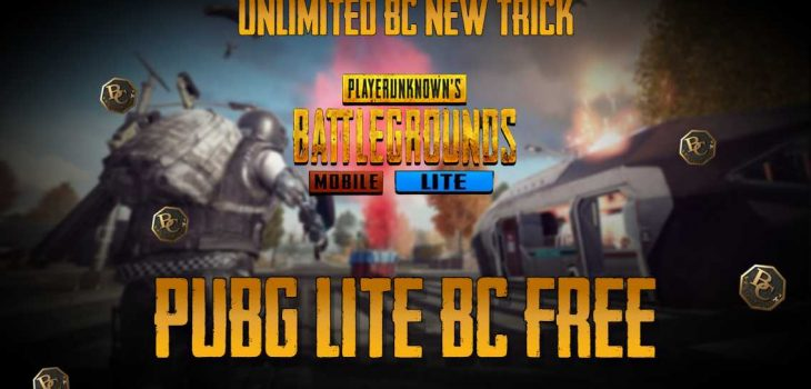 Pubg Mobile Lite Free Bc