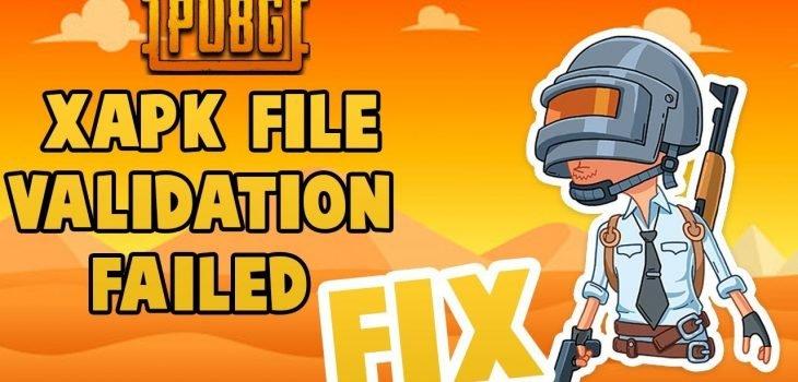 Fix XAPK File Validation Failed