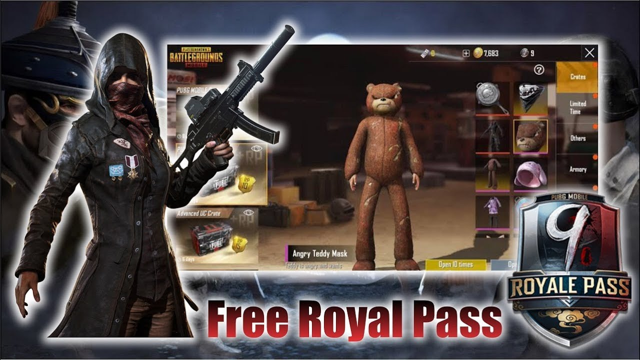 free elite pass pubg lite